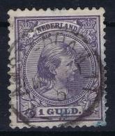 Netherlands: 1891 NVPH Nr 44 Used - 1891-1948 (Wilhelmine)