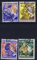 Netherlands:  NVPH Nr 248 - 251  Used - 1891-1948 (Wilhelmine)