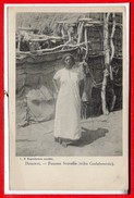 AFRIQUE --  SOMALIE - DJIBOUTI -- Femme - Tribu Gadaboursie - Somalie