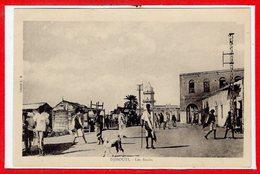AFRIQUE --  SOMALIE - DJIBOUTI -- Les Souks - Somalie