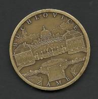 Czech Republic, Buchlovice, Souvenir Jeton - Tokens & Medals