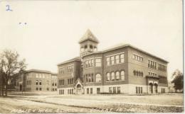 USA COLFAX PUBLIC HIGH SCHOOL - Etats-Unis
