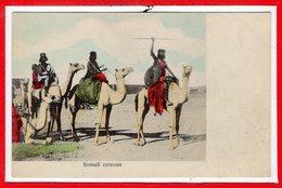AFRIQUE --  SOMALIE - Caravan - Somalie