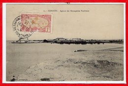 AFRIQUE --  SOMALIE - DJIBOUTI --  Agence Des Messageries - Somalia