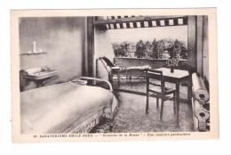 27 Sanatorium Sanatoriums Emile Roux Domaine De La Musse Une Chambre Particuliere - Evreux