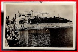 AFRIQUE --  SOMALIE - DJIBOUTI - Palais Du Gouverneur - Somalia