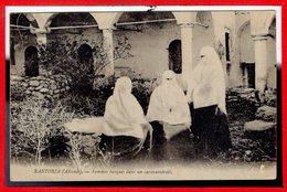 ALBANIE -- Rastoria - Femmes Turques - Albanie