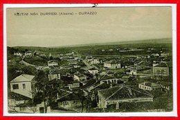 ALBANIE -- DURAZZO - Albanie