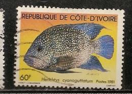 COTE D IVOIRE OBLITERE - Côte D'Ivoire (1960-...)