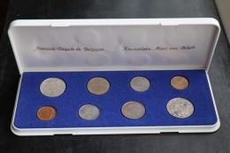 FDC M/MS8 FR+VL 1977: 8 Pièces (45.938 Ex.) Belgie / Belgique / Belgien Séries Fleurs De Coins - 1951-1993: Baudouin I