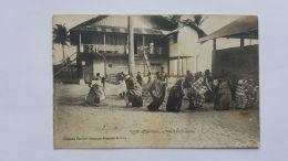 TAM TAM KROOBOY  COTES D'IVOIRE AFRIQUE  CPA Animee Postcard - Ivory Coast