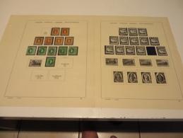UNGARN  Posten  O /  * / ** /  MARKEN  Auf  VORDRUCKSETEN  Teilweise  Mit  FALZ  Oder  In  TASCHEN - Briefmarken
