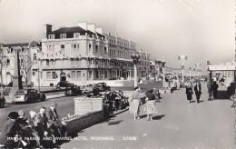 Royaume-Uni - Worthing - Marine Parade And Warnes Hotel - Worthing