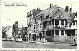 Nieuport-Bains NA26: Avenue Albert I - Nieuwpoort