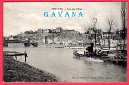 95 PONTOISE - Vue Sur L'Oise - Pontoise