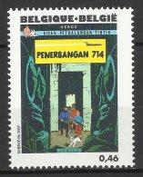 BELGIQUE 2007 TINTIN Et Les Picaros - Bandes Dessinées