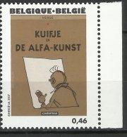 BELGIQUE 2007 TINTIN Et L'Alph Art - Bandes Dessinées