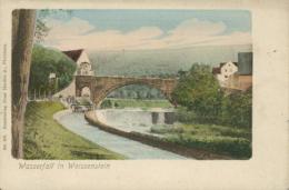 DE PFORZHEIM / Wasserfall In Weissenstein / - Pforzheim