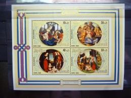 BURUNDI BLOC 113 Xx ( COB ) COTE : 22 EURO ( H ) - 1980-89: Neufs