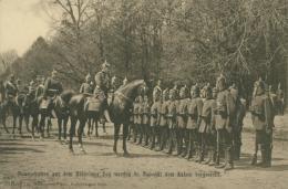 DE MULHEIM AN DER RUHR / Sr Majestät Dem Kaiser Vorgestellt / - Muelheim A. D. Ruhr