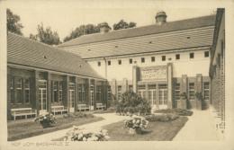 DE BAD NAUHEIM / Hof Vom Badehaus II / - Bad Nauheim