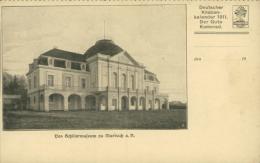 DE MARBACH / Das Schillermuseum / - Marbach