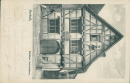 DE MARBACH / Schillers Geburtshaus / - Marbach