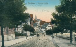 DE MARBACH / Schiller Strasse / - Marbach