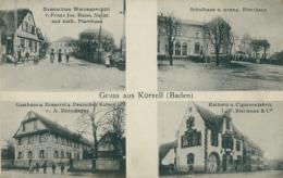DE MEISSENHEIM / Carte Multivues, Gruss Aus Kürzell / - Otros
