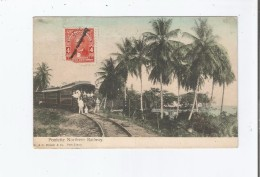 PONTETTE NORTHERN RAILWAY (COSTA RICA) 1913 - Costa Rica