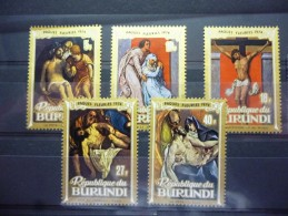 BURUNDI 610/14 Xx ( COB ) COTE : 5.50 EURO ( H ) - Burundi