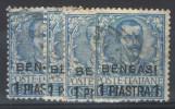 C043) BENGASI 1 PIASTRA 1901 USATO - General Issues