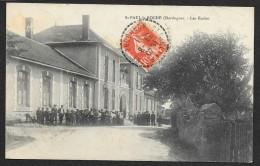 SAINT PAUL LA ROCHE Rare Les Ecoles () Dordogne (24) - Francia