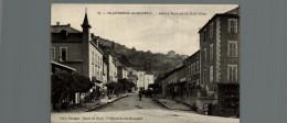 VILLEFRANCHE DE ROUERGUE  AVENUE RAYMOND DE SAINT GILLES - Villefranche De Rouergue