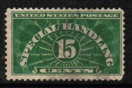 U.S.A.   Scott # QE 2 VF USED - Parcel Post & Special Handling