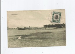 TRINIDAD PITCH LAKE - Trinidad