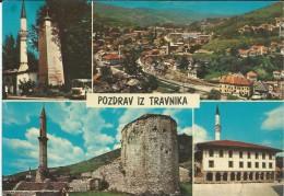Bosnia And Herzegovina.Travnik.Mosque - Bosnien-Herzegowina