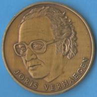 2952 Vz Joris Verhaegen - Kz Burgemeester Gemeente Hulshout 1921-1981 Senator Lid Europees Parlement - Fichas De Municipios