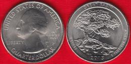 "USA Quarter (1/4 Dollar) 2013 P Mint ""Great Basin"" UNC - Émissions Fédérales"