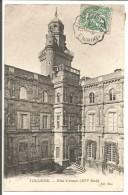 AMBULANT DE PIERREFITTE à LOURDES SUR CARTE TAXEE à L'ARRIVEE DU 18/12/1907 - Marcophilie (Lettres)