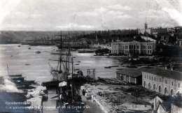 CONSTANTINOPEL (Türkei) - Vue Panoramiquede L'Arsenalet De La Corne D'Or, 1905? - Türkei