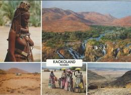 Namibia - Kaokoland  Views.    # 05059 - Namibia
