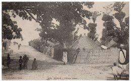 SENEGAL - DAKAR - Village Lébou - Senegal