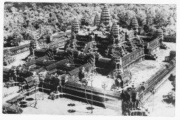 Cpsm Cambodge - Angkor-Vat - Vue Aérienne - Cambodge