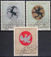 Liechtenstein 1969 Nº 462/64 Usado - Gebraucht