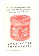 """Calendrier De Poche 1964 Avec Publicité """" MELAPI """" Miel, Abeille (Mi8) - Calendriers"""