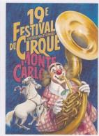 Cirque - 19e Festival International Du Cirque Monte Carlo - Fantaisies