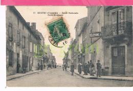16 : RUFFEC Route Nationale Paris - Bordeaux - Ruffec