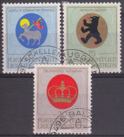 Liechtenstein 1970 Nº 481/83 Usado - Gebraucht