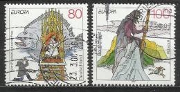 1997 Germania Federale - Usato / Used - N. Michel 1915 - 1916 - [7] Repubblica Federale